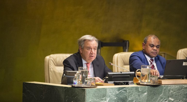 Promote tolerance, respect diversity, UN chief urges ahead of International Day against racial discrimination
