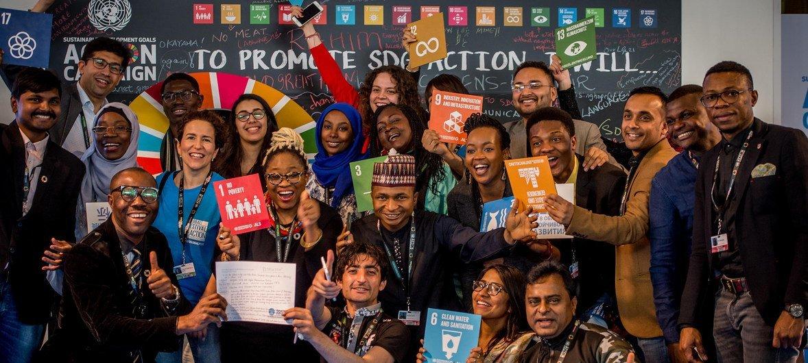 La réussite des Objectifs de développement durable requiert l'implication de tous (ONU)
