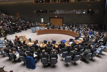 أرشيف: قاعة مجلس الأمن الدولي.