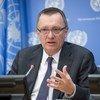 联合国主管政治事务的副秘书长费尔特曼。