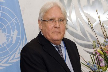 Martin Griffiths, Special Envoy of the Secretary-General for Yemen.
