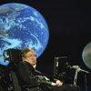 Выступление Стивена Хокинга в Университете Дж.Вашингтона в апреле 2008 года
