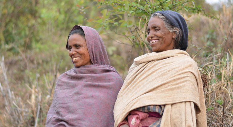 UN rural development agency invests in power and potential of women