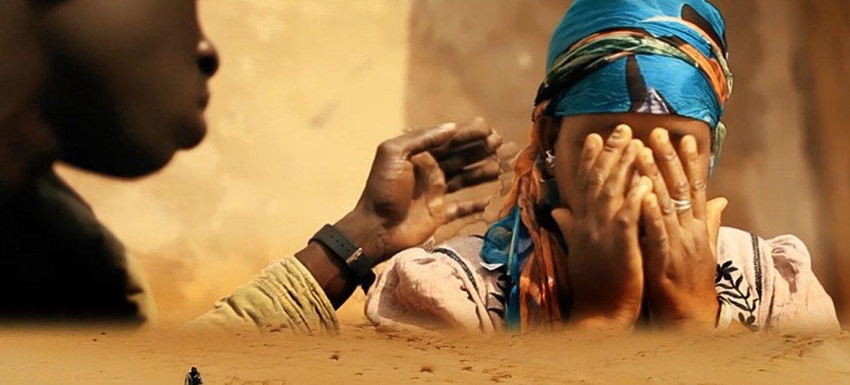 Imagem do video da banda Degg J Force 3.