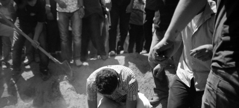 La tortura es una grave violación de los derechos humanos.