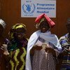 WFP inatoa msaada wa moja kwa moja wa ama fedha taslim au vocha kwa wakulima wadogo wadogo wa Nossombougou, Mali