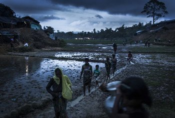 Over 720,000 members of Myanmar's Rohingya community have sought refuge in Bangladesh after widespread ethnic violence erupted in the country's Rakhine province.
