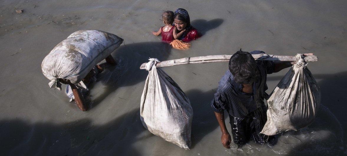 No other conclusion,' ethnic cleansing of Rohingyas in