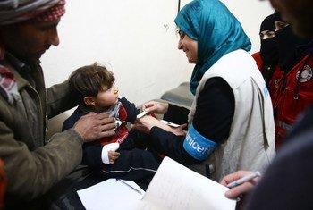 O conflito prolongado na Líbia resultou em danos nas infraestruturas de saúde, interrupção dos serviços públicos e acesso aos cuidados básicos.