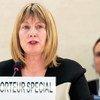 联合国在打击恐怖主义的同时促进与保护人权和基本自由问题特别报告员菲奥努拉·尼·奥拉宁。
