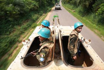 Missão de Paz das Nações Unidas na República Democrática do Congo, Monusco.