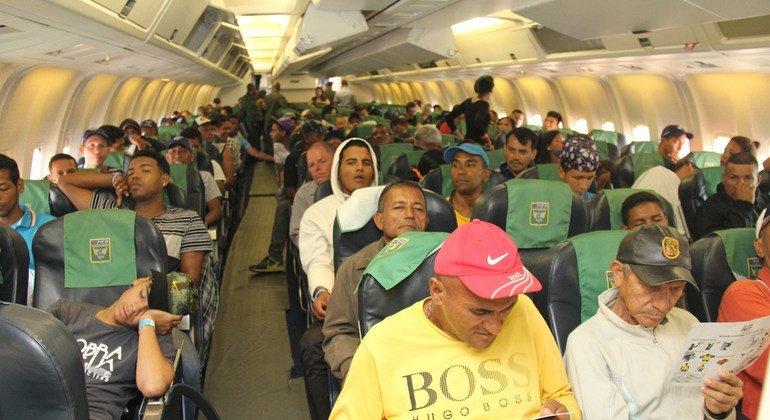 Más de 5000 venezolanos encuentran un hogar en Brasil gracias a la ONU