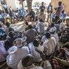 Chefe do Departamento das Operações de Manutenção da Paz, Jean-Pierre Lacroix, em visita ao Sudão, na África.
