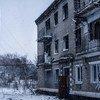 В районе конфликта на востоке Украины повреждена каждая третья школа, разрушены 400 тысяч домов, выведены из строя многие больницы и поликлиники.