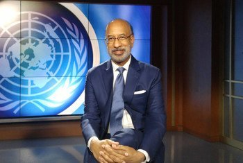 Johnston Barkat, Assistant Secretary-General, United Nations Ombudsman and Head of Ombudsman and Mediation Services, sits down for an interview with UN News.