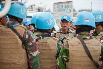 Conselho de Segurançaemitiu nota condenando o crime ea incitaçãoàviolênciacontra a missão de paz.