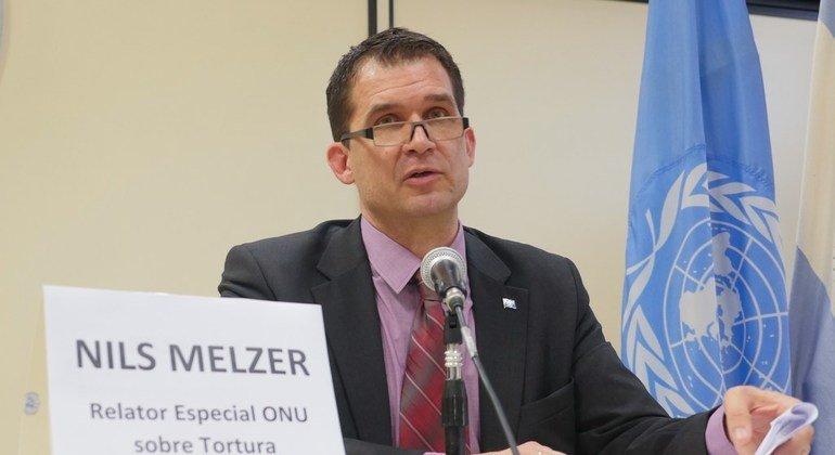Спецдокладчик ООН по пыткам посетит Украину