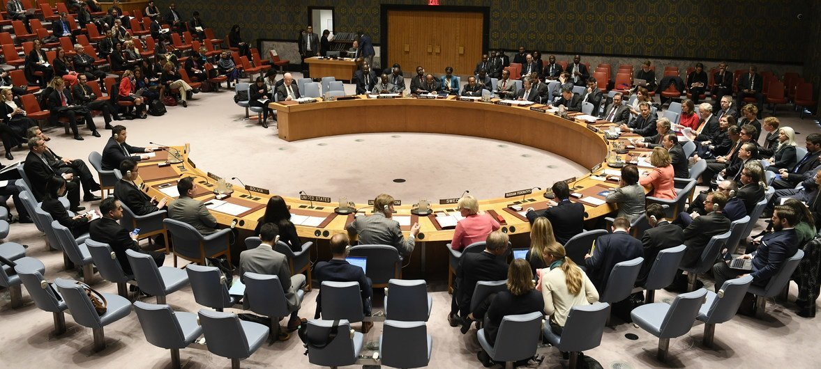 Le Conseil de sécurité de l'ONU (archives)
