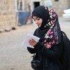 الصحفية اليمنية صفية مهدي.