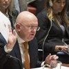 Постпред России при ООН Василий Небензя решительно отверг обвинения Великобритании в причастности Москвы к отравлению Скрипаля