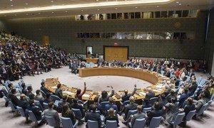 安理会4月10日下午就美国和俄罗斯提出的两份决议草案进行表决,以便建一个新的国际独立调查机制,查明叙利亚境内使用化学武器事件的责任方。