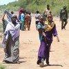 wakimbizi wa Kisomali katika kambi ya Daadab, Kenya.