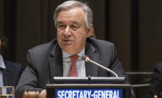 Chefe da ONU também deverá se encontrar com líderes internacionais, funcionários de alto escalão e representantes de grupos de direitos humanos.