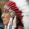 当今世界有约3亿7000万的土著人民,虽然仅占世界人口的5%,但是却占世界最贫穷人口的15%。