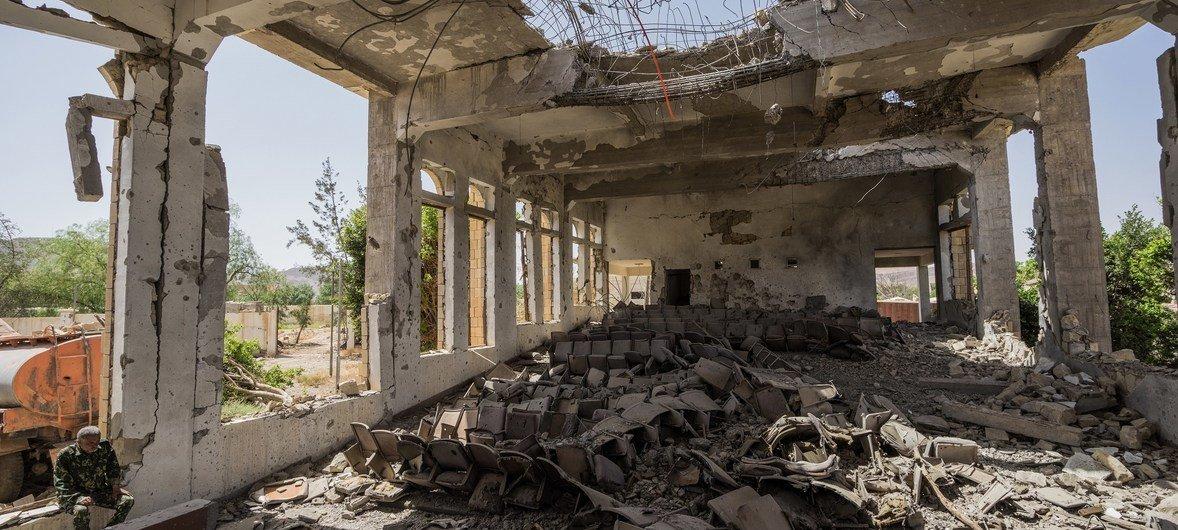 यमन को विश्व का सबसे ख़राब मानवीय संकट बताया गया है.