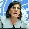 ليز ثروسيل المتحدثة باسم مكتب الأمم المتحدة لحقوق الإنسان