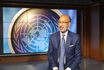 联合国监察员兼调解服务办公室主任约翰斯顿•巴尔卡特在卸任前接受联合国新闻专访。