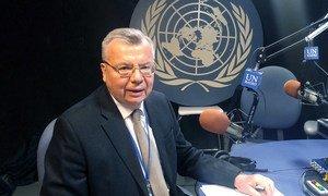 Diretor-executivo do Unodc, Yury Fedotov