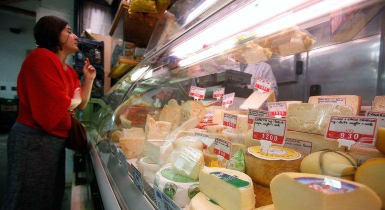 ФАО: мировые цены на продовольствие растут десятый месяц подряд