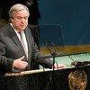 António Guterres faz um apelo ao Talebã para que respeite o cessar-fogo.