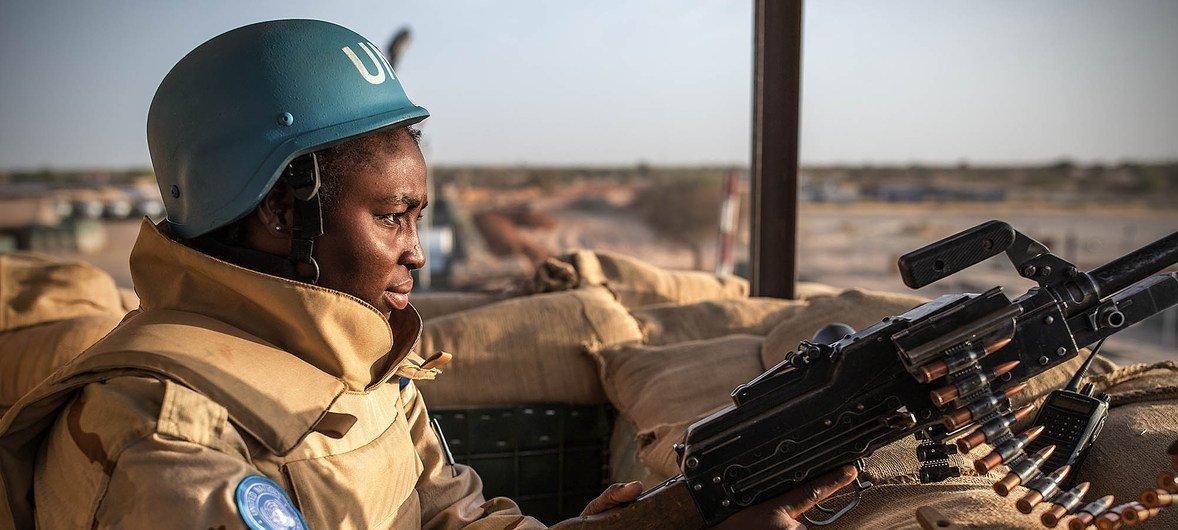 Guterres reafirma solidariedade da ONU com o povo no Mali.