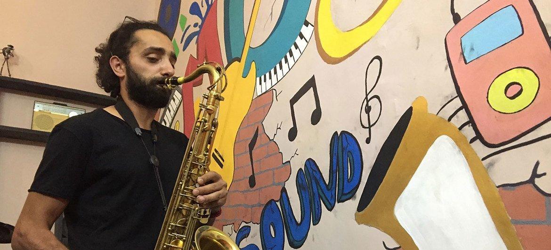 بغداد تحتفل باليوم الدولي لموسيقى الجاز: عندما تعجز الكلمات، تنطق الموسيقى