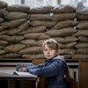 مئات الأطفال في أوكرانيا مجبرون على التعلم في بيئات عسكرية، وسط قتال متقلب ومخاطر مستعصية من مخلفات الحرب غير المنفجرة