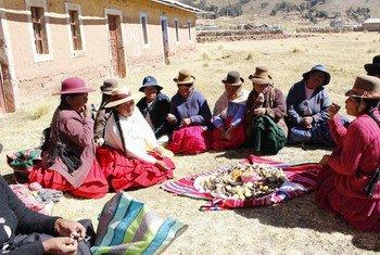 En América Latina el 8,4% de las mujeres viven en inseguridad alimentaria severa, en comparación con el 6,9% de los hombres.