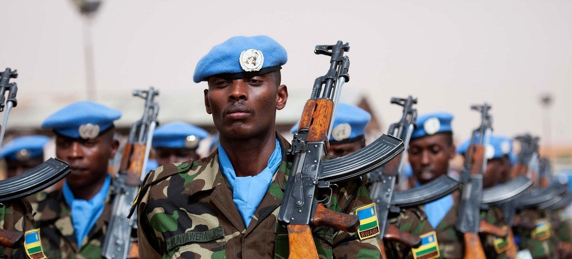Security Council downsizes AU-UN mission in Darfur, eying eventual exit