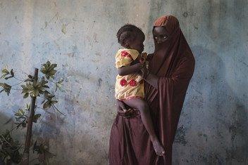 Dada, mwenye umri wa miaka 15, alichukuliwa na Boko Haram na kupewa mimba ya bint wake baada ya kubakwa alipokuwa ametekwa.