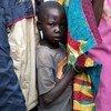 Kijana mkimbizi kutoka Sudan Kusini akiwa amefika ukimbizini Uganda.