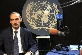 Григор Агабекян, специалист Департамента по экономическим и социальным вопросам ООН