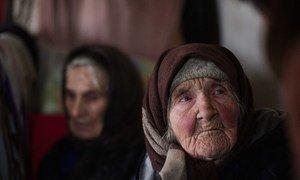 Конфликт на Украине длится уже четыре года. Нехватка продовольствия и воды, отсутствие возможности получить медицинскую помощь и заработать на жизнь – в таких условиях живут сотни тысяч украинцев. В срочной помощи сегодня нуждаются 3,4 миллиона человек.