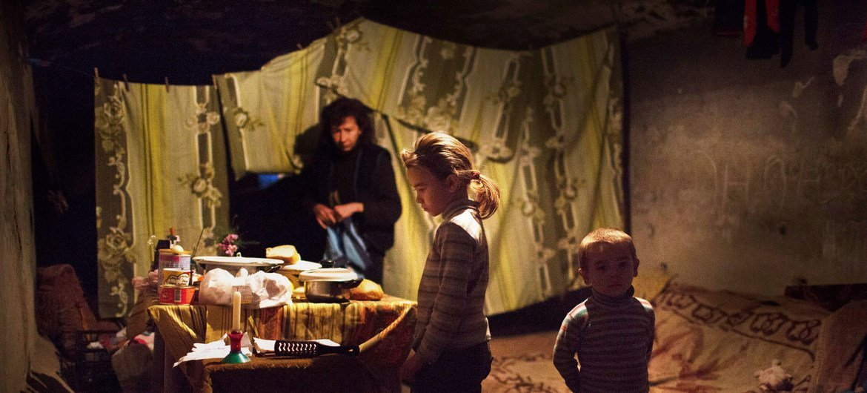 Главные жертвы конфликта на востоке Украины  – мирное население