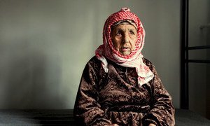 Layla is a 111-year-old Kurdish refugee from Syria who arrived in Greece at the end of 2017 and has been granted asylum. But Layla's wish is to be reunited with her grandchildren in Germany.
