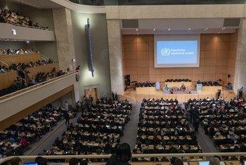 Сессия Всемирной Ассамблеи  ВОЗ