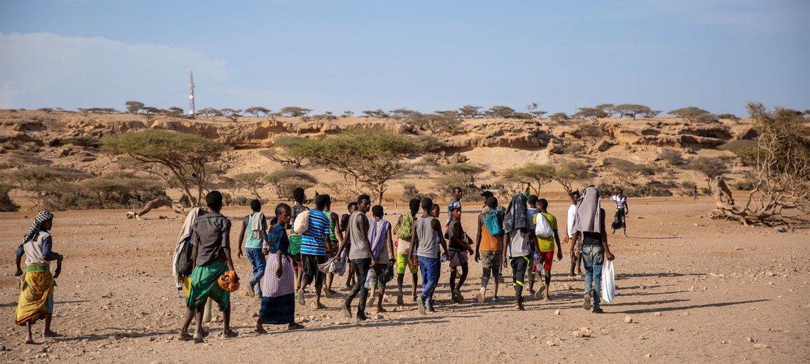 Muitas das mortes registadas pelo Projeto de Migrantes Desaparecidos estão concentradas nas rotas usadas por traficantes de seres humanos.