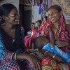 L'UNICEF travaille avec des femmes en Inde pour encourager l'allaitement maternel