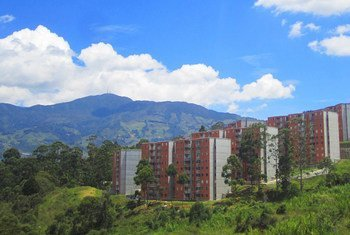 Medellín é a segunda maior cidade da Colômbia.