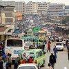 المدن في الدول النامية مثل نيروبي و كينيا تنمو بشكل متسارع